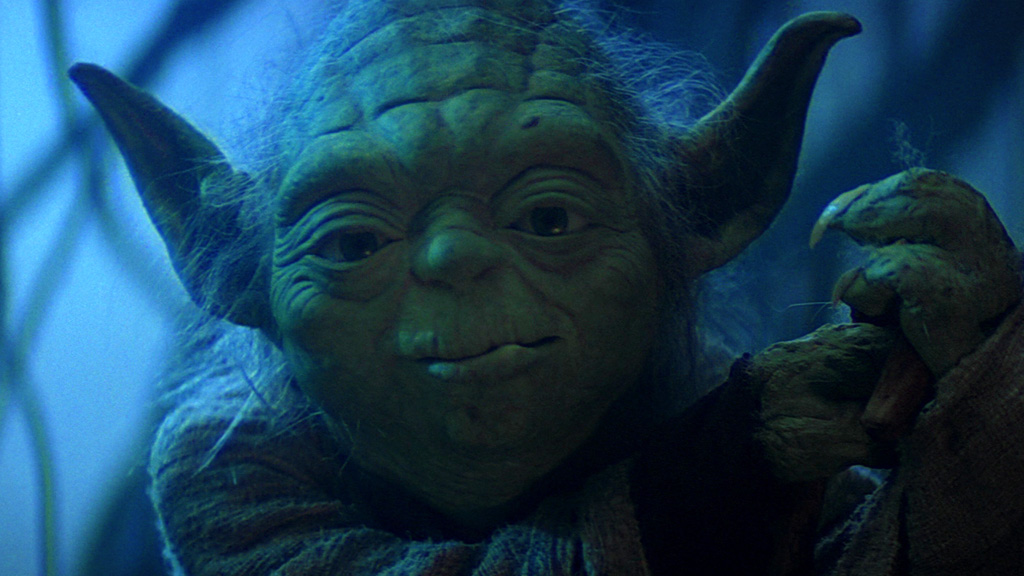 The StarWars 60 Best Yoda Quotes StarWars Unique Quotes Yoda