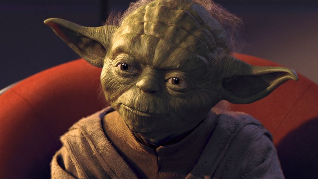 The StarWars 60 Best Yoda Quotes StarWars Cool Quotes Yoda