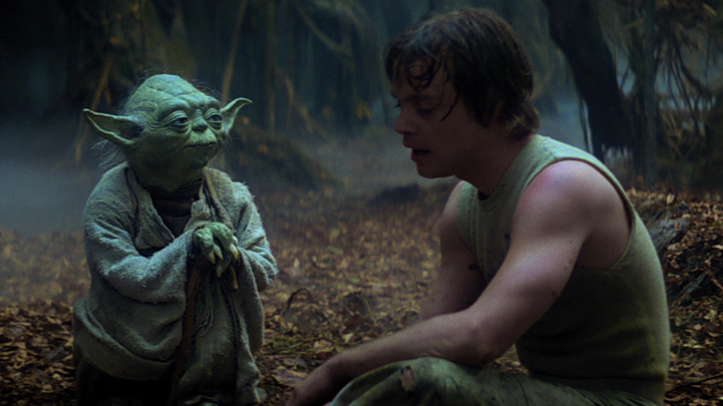 The StarWars 60 Best Yoda Quotes StarWars Enchanting Quotes Yoda