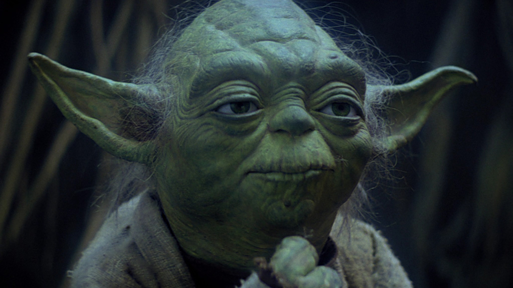 The StarWars 60 Best Yoda Quotes StarWars Beauteous Quotes Yoda