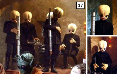 The Modal Nodes, a.k.a. the cantina band