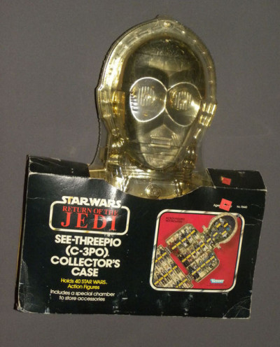 See-Threepio Collector's Case