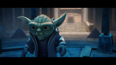 Yoda in The Gathering