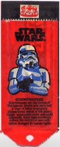 Star Wars Lyons Maid ice lolly