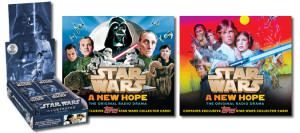Star Wars radio dramas and Topps trading cards