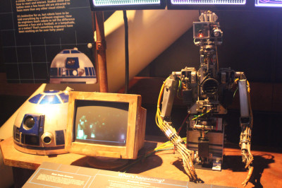 Droids can be real!
