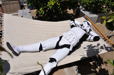Stormtrooper chillin'