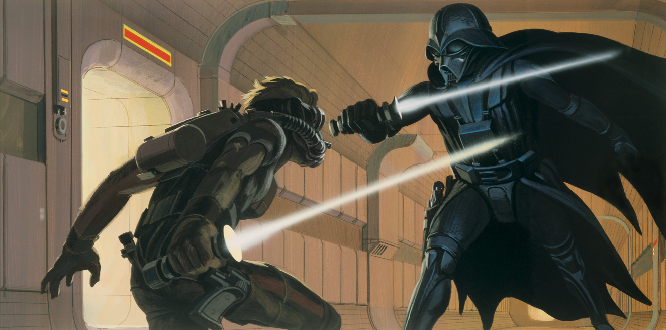 An Annotated Guide To The Star Wars Portfolio By Ralph Mcquarrie Starwars Com