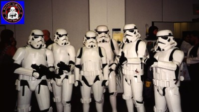 Stormtroopers of the 501st Legion at Dragon Con