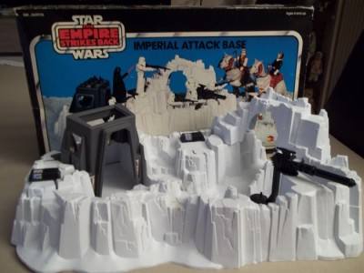Imperial Attack Base Playset