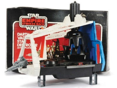 Darth Vader's Star Destroyer Action Playset