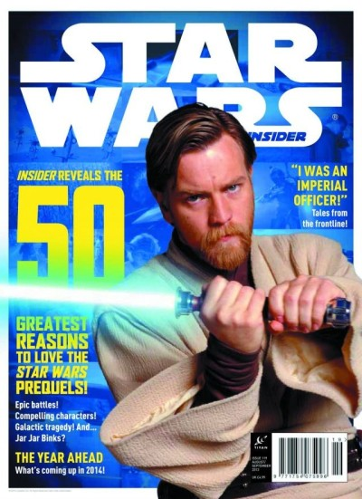 Star Wars Insider #147 cover