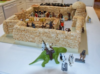 Mos Eisley Cantina by TK Peggy