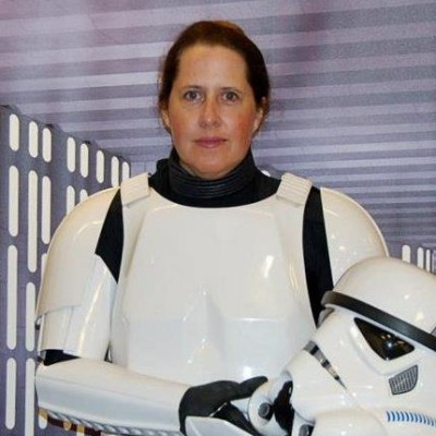TK Peggy, Star Wars baker and member of the 501st