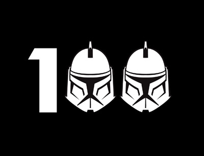 The Clone Wars 100 episodes
