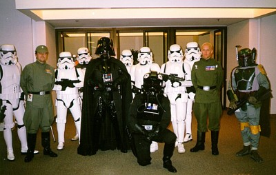 The 501st at DragonCon 1998