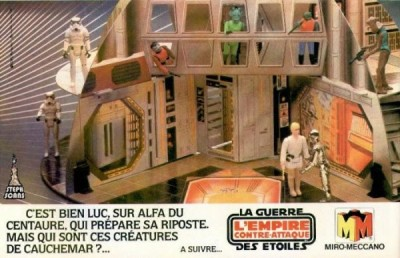 Star Wars Kenner playset