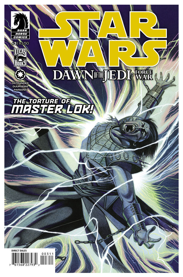 Star Wars: Dawn of the Jedi -- Force War #3