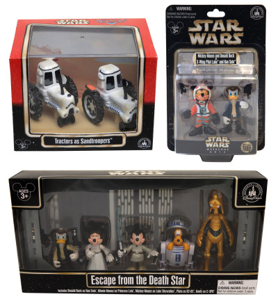 Star Wars Weekends toys
