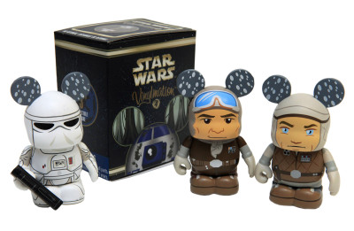 Star Wars Weekends vinyl toys