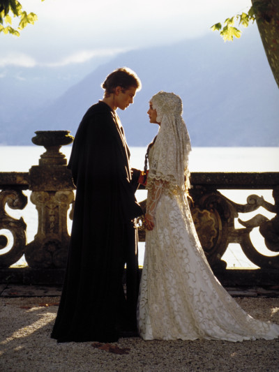 Padmé Amidala (Wedding Gown)
