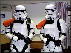 501st Stormtroopers of the UK Garrison