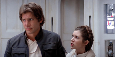 Leia calls Han a nerf herder in The Empire Strikes Back