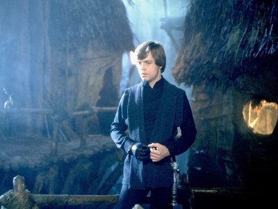 Jedi Luke Skywalker
