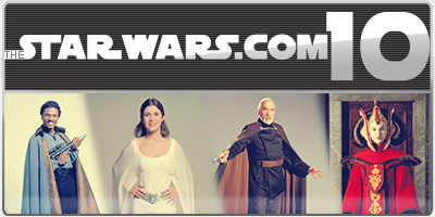 The StarWars.com 10: Best Fashion Designs
