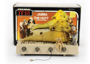 Jabba the Hutt playset
