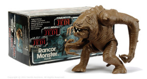 Rancor with Trilogo box