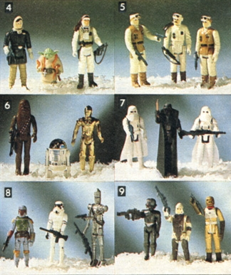Sears Wish Book Star Wars toys