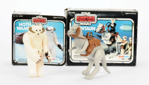 Wampa and Tauntaun