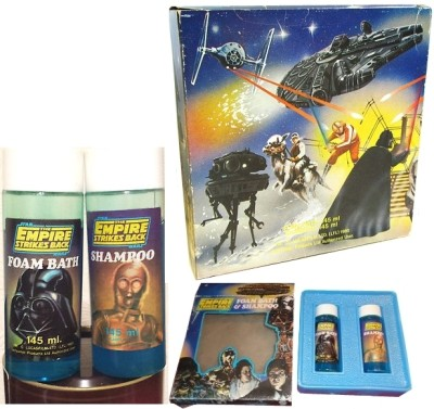 The Empire Strikes Back Foam Bath and Shampoo