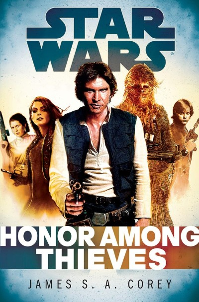 Star Wars: Honor Among Thieves cover