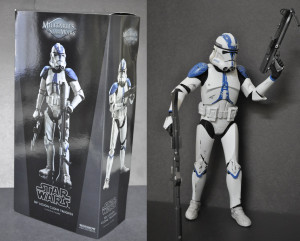 Sideshow's 10-inch Star Wars 501st figure