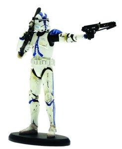 Star Wars 501st Legion Clone Trooper 1/10 Scale Resin Statue