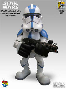 Star Wars 501st Medicom vinyl figure