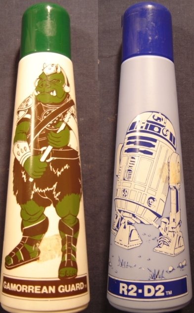 Return of the Jedi bath products