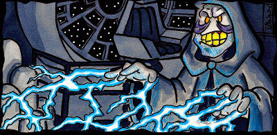 Emperor Palpatine - Star Wars fan art in Bantha Tracks: Art Galaxy