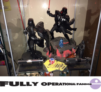 Fully Operational Fandom: Star Wars Collections