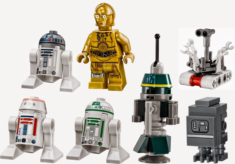 New Lego Star Wars Releases In May Star Wars Blog