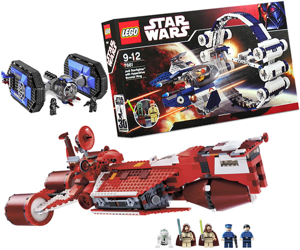 Collecting the Galaxy: 15 Years of LEGO Star Wars, Part 2 | StarWars.com