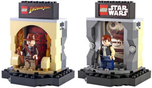 LEGO Star Wars Han Solo to Indiana Jones