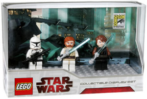 LEGO Star Wars The Clone Wars exclusive from San Diego Comic-Con