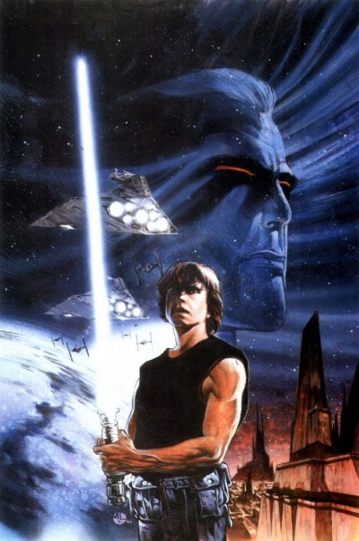 Star Wars: Heir to the Empire comic book adaptation