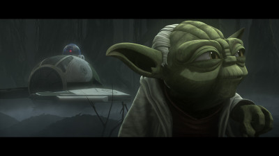 Yoda in Star Wars: The Clone Wars - The Lost Missions