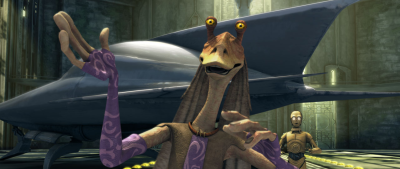 Star Wars: The Clone Wars, Bombad Jedi