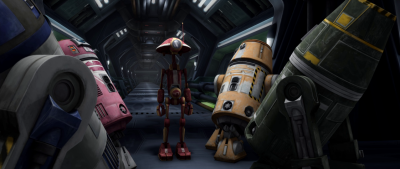 Star Wars: The Clone Wars, Secret Weapons