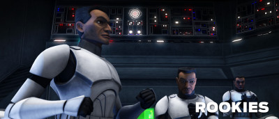 Rookies - Star Wars: The Clone Wars